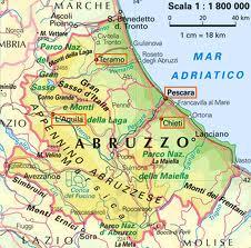 Cartina Fisica Dell Abruzzo.Telesirio Abruzzo Artigianato E Cina