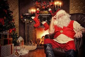 Babbo Natale A Casa Dei Bambini.Telesirio La Casa Di Babbo Natale