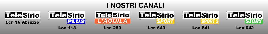 canali tvs